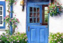 Going Dutch: dutched doors / by L i l y O a k e