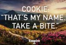 Quotes / More over Boo Boo Kitty, because we've compiled the best quotes as heard on Empire!