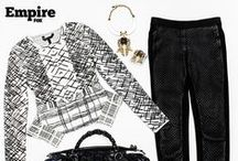 Cookie's Closet / Take a look at some of Cookie Lyon's fiercest looks from Empire Season 1!