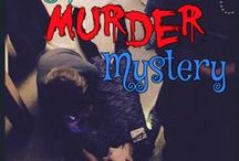 Murder Party Time! / Murder mystery (and other) fun birthday party ideas for kids, tweens, and pre-teens! / by Rebecca Grabill