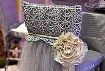 Silver Grey Wedding / Silver & Shades of Grey