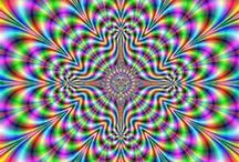 ILLUSIONS / FUNNY THING ... ILLUSIONS ... WHAT WOULD WE DO WITHOUT OUR EYESIGHT ... ONE OF MANY BLESSINGS FROM GOD...B THANKFUL