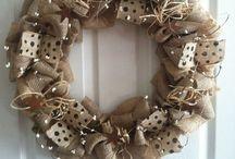 Wreaths / by Katie Roe