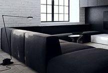 Interiors - Innenarchiektur / #Interior, #Innenarchitektur, #Minimalismus, #redziert, #Gestaltung #room #minimum #minimalismus