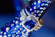Electric Blue Wedding / Dark Blues, Vibrant Blues for your Wedding.