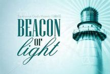 BEACONS ... GUIIDING LIGHTS  / WENT ON A TOUR OF LIGHTHOUSES ON LAKE SUPERIOR ... SO ENJOYABLE ...  WOULD LOVE TO C MORE