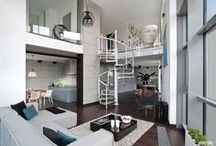 Industrial / Loft Industrial by Justyna Smolec