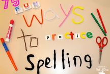 Spelling / by Miss Charme