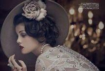 Headwear/ Hats / by Yuliya Boitsova