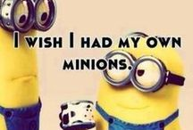 MINIONS  / by Agnes Krause