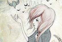 ***Art + Illustration