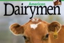 American Dairymen / American Dairymen offers timely and relevant editorial that relates to dairy producers. Featured articles focus on production issues, equipment innovations and the rural lifestyle of producers and their families.  http://www.americandairymen.com/