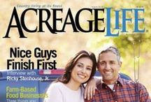 AcreageLife Magazine / http://www.acreagelife.com  AcreageLife is a print and digital magazine for people who enjoy the rural lifestyle.  AcreageLife is the resource for people who enjoy country living, whether it's an annual visit to a distant property, summer weekends filled with hard work at a future retirement spot, or enjoying your acreage as your main residence each and everyday, AcreageLife magazine speaks your language.