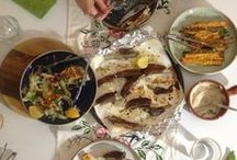 CLE-ANN TABLE FEASTS / Food for sharing! #feast #feasts #sharing #foodphotography #dinnerparty