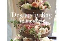 WEDDINGS BY BAG / Las bodas de BAG by Mamen Viciana. WEDDING PLANNER.