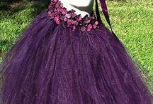 Aubergine/Eggplant Wedding / Aubergine, Eggplant, Wine & Dark Violets