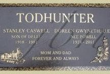 Bronze Markers / JB Newall Monuments is based in Vancouver, BC and offers designed and manufactured bronze grave markets. Visit us: jbnewall.com