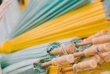 Yellow/Mint Wedding / Aqua, Mint Green & Yellow for a Wedding