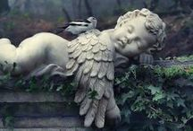 Cemetery Art / JB Newall Memorials presents some amazing images of cemeteries, it's art and inspiration. Visit us: jbnewall.com