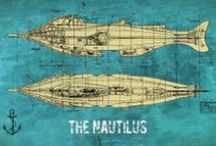 The Nautilus / Just cos it's cool.