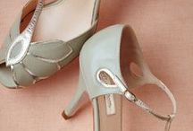 Heels & Handbags / Fabulous shoes I teeter about in and arm candy.