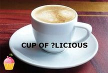 CUP OF ? LICIOUS