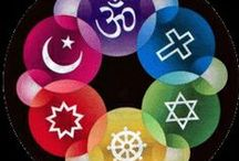 Religious Symbols / There 4,200 religions in the world! A global 2012 poll reports that 59% of the world's population is religious. Religious symbols date back to well before recorded history.