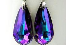 Purple/Teal Wedding / Shades of Teal/Turquoise & Purple wedding.