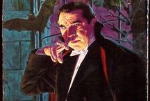 The Original Dracula / Béla Ferenc Dezső Blaskó (20 October 1882 – 16 August 1956), better known as Bela Lugosi, was a Hungarian-American actor, famous for portraying Count Dracula in the original 1931 film and for his roles in various other horror films.#dracula