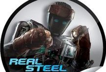 Real Steel! / A film about big, bad, boxing robots? What's not to like?!