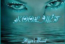KOOL ART / by Agnes Krause