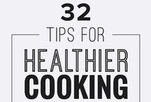 Healthy Cooking / Interested in eating healthy? Check out these useful Pins to help get you on the right track!