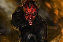 "Darth Maul Lives / ""Fear. Fear attracts the fearful. The strong. The weak. The innocent. The corrupt. Fear. Fear is my ally."""