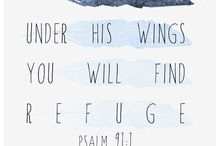 ♡ God is ALIVE!! ♡ / Bible verses
