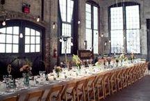 Wedding Theme : Industriel