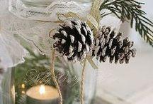 Event : Christmas / Des idées toutes l'année pour la décoration des fêtes de fin d'année All along the year, think about decorating  Xmas