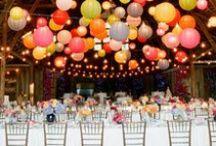 Wedding theme : colorfull