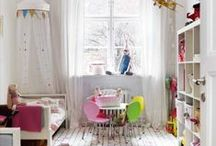 Bedroom Decorating With Kids / A bedroom is where our kiddos can express themselves with fun pictures, decorations, and colors! Here are some easy projects and ideas to get you started!