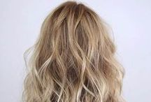 Hair / Hairstyles and hair colors inspirations