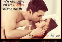 Teaser Board-This is Living (The Living Series, Book 1.5) / Teasers for This is Living (The Living Series, Vol 1.5)