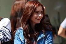 Lily Collins / Lily Collins