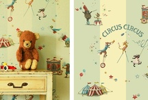 offbeat nurseries/children's rooms