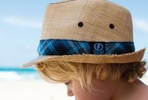 Boys Sun Hats / Fun and practical hats for boys. Wide brim buckets, cotton buckets, quick dry microfibre and legionnaires.