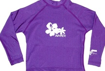 Baby & Kids Rashies / MikyB has a great range of longs sleeve rashies for babies and kids. Sizes 0000 to 10. UPF50+.