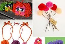 VelvetLilly Art, Arts+Crafts lesson ideas for 6 to 9 age group / Art classes