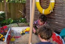 Kids garden fun