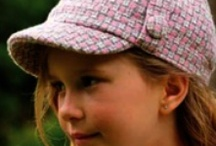 Girls Winter Hats / MikyB has a great range of babies and girls winter hats. From beanies to Baker hats, they are all gorgeous.