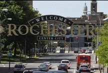 Explore The Roc / Roberts calls Rochester, New York home, and there's so much to be explored!  / by Roberts Wesleyan College