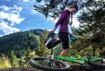 Woolx on Wheels! / We love biking, especially in our favorite clothing, breathable merino wool!