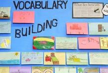 Vocabulary / An understanding of word meanings is essential to high levels of reading comprehension and written expression, so students need to have many opportunities in the classroom to hear and use words in ways that promote vocabulary growth.